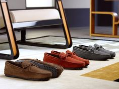 TOD S - Introducing the Autumn Winter 2014-15 Men s Collection Лоферы  Мужские, Осень Зима f1a07739041