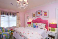 Colorful tween bedrooms