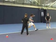 andy murray agility exercise - YouTube