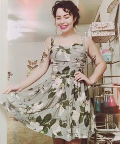 Kaitlyn (@ScoutKait) is adorable in the Steel Magnolias Classic Skirt and Trixie Top! #trashydivasteelmagnolias #trashydivatrixietop #trashydivaclassicskirt