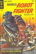 Magnus Robot Fighter (1963 Gold Key) comic books