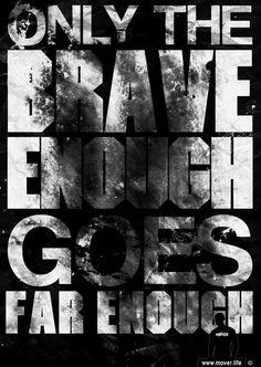 BRAVE. Download .PDF .JPG: http://www.mover.life/brave_289.html