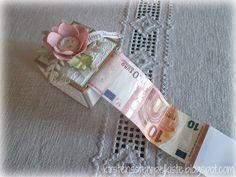 Kirsten Stempelkiste: Eine Geldbox zum 70.