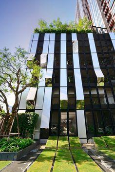 WYNE The Urban Sanctuary, Bangkok,Thailand - Sanitas Studio, 2012