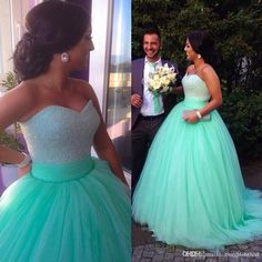 Free shipping, $104.69/Piece:buy wholesale Cheap Ball Gowns Long 2015 Mint Green Quinceanera Dresses Sequins Beaded Sweetheart Bodice Corset Sparkly Pageant Dress 16 Girls Ball Gowns from DHgate.com,get worldwide delivery and buyer protection service.
