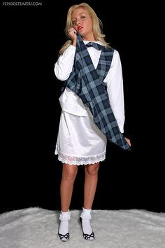 foto de SCHOOLTEASERS #LingerieAddicted com glamourvision
