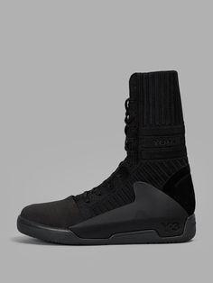 Y-3 Qasa High Black Review(adidas