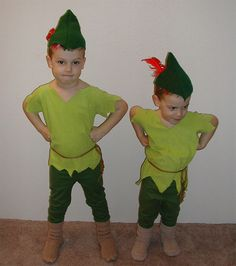 How to Make a Peter Pan Costume | Costume Pop | Costume Pop