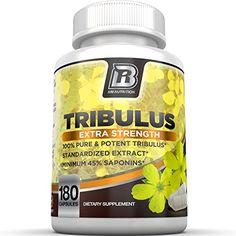 BRI Nutrition Tribulus Terrestris - 180 Count 45% Steroidal Saponins 40% Protodioscin - Highest Purity On The Market - 1500mg Maximum Strength Bulgarian Tribulus - 90 Day Supply BRI Nutrition http://www.amazon.com/dp/B00OM5WVEW/ref=cm_sw_r_pi_dp_tlfJwb1JBY2CM