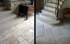 Natursteine & historische Fliesen für den Eingangsbereich von topceramic+stone