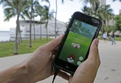 As Pokémon Go Evolves, Businesses Are Squeezing Themselves In : All Tech Considered : NPR