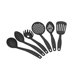 Good Cook 6Piece Nylon Utensil Set -- Learn more by visiting the image link.