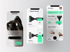 Boldking - Ecommerce Mobile Animation by Rondesignlab UX/UI Best Ui Design, App Ui Design, Mobile App Design, Web Design, Ui Animation, Mobile App Ui, Ui Design Inspiration, Best Mobile, Ecommerce