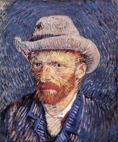 10 Tableaux de Van Gogh et sa bio - Frawsy
