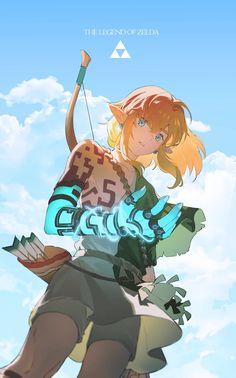 The Legend Of Zelda, Legend Of Zelda Memes, Legend Of Zelda Breath, Fanart, Fantasy Character Design, Character Art, Poses Manga, 2560x1440 Wallpaper, Image Zelda