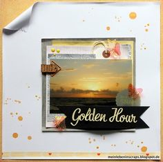 Golden Hour  by NinaSt at @Studio_Calico