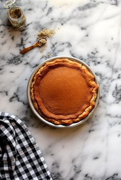 Salty Honey Pie by joy the baker