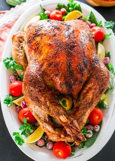 How to Roast a Turkey - learn easy techniques to perfectly roast a turkey. Step by step instructions from start to finish.