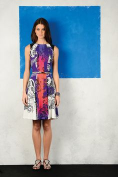 Etro Resort 2014 Fashion Show