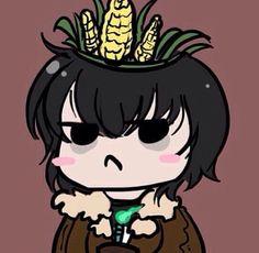 Nico Di Angelo as corn