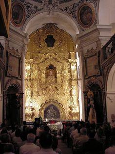Cordoba Ermita de la Alegría