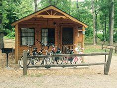 Camping and RV Park, Cabin Rental in Traverse City, Michigan : Timber Ridge Resort