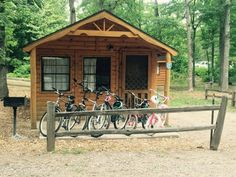 Camping and RV Park, Cabin Rental in Traverse City, Michigan