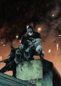 Batman by Olivier Coipel
