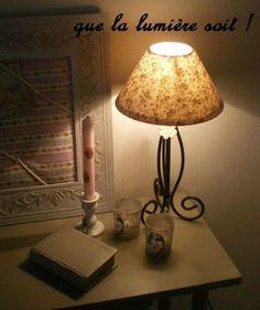 1000 images about id es r cup 39 on pinterest lampshades for Realiser un abat jour en tissu