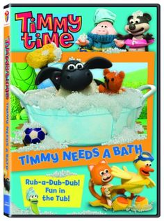 Timmy Time: Timmy Needs a Bath Lyons / Hit Ent. http://www.amazon.com/dp/B0062KMEEM/ref=cm_sw_r_pi_dp_s3WVub1RQ0VBZ