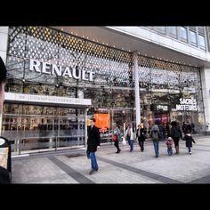 Renault Showroom, Paris