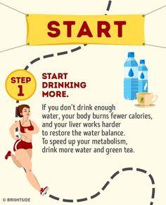 Nodiet can help ifyour metabolism isalazybones!