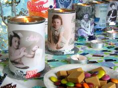 birthday centerpieces for adults - Bing Images