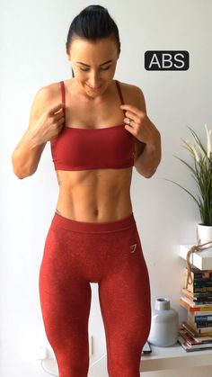 Abs And Cardio Workout, Gym Workout Videos, Gym Workout For Beginners, Fitness Workout For Women, Fun Workouts, Wellness Fitness, Fitness App, Shoulder Workout, Fitness Inspiration