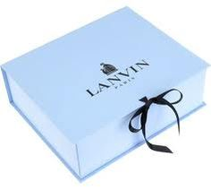 Lanvin box
