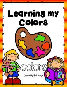 COLORS: COLOR OF THE WEEK: COLOR ACTIVITIES: PRINT AND GO ACTIVITIES: KINDERGARTEN: PRE K: PRESCHOOLIt is very important to understand the process of learning when teaching abstract concept like colors.  One of the best ways to help students when mastering their colors is through the use of examples and of course, a lot of repetition.This set has been designed to help your pre-school students when learning their colors and to have fun during the process.Each set includes 20 pages and…