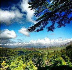 tannourine . north lebanon