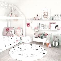 Sweet and Pink Girls Bedroom - kids room decor - kids space interior - kids nooks - kids room decorations - fun kids rooms - cool kids rooms, children's rooms - kid space decor - fun kids spaces, cool kid spaces Toddler Rooms, Baby Bedroom, Tiny Girls Bedroom, Girl Toddler Bedroom, 6 Year Old Girl Bedroom, Girl Bedrooms, Little Girl Rooms, Dream Rooms, Room Inspiration