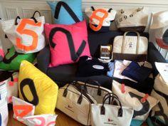 Paper Shopping Bag, Nautical, Women Accessories, Upholstery, Creations, Handbags, Canvas, Sailing, Decor