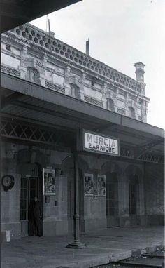 Estación de Zaraiche. https://www.facebook.com/photo.php?fbid=1689324647999529