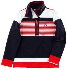 Sportives Damensweatshirt aus der #Mode von LISA #CAMPIONE.