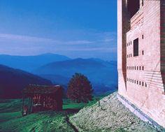 Padiglione a Varano | Edifici Privati | Opere | Zermani Associati Studio di Architettura