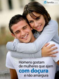 Familia.com.br | Dicas de como fazer seu esposo feliz.  #Casamento  #Esposo