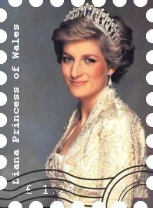 Stampede Beta - Stamp Profile - Princess Diana Born July 1, 1961, Diana, Princess of Wales, was the first wife of Prince Charles, Prince of Wales, whom she married on 29 July 1981. She was also well known for her fund-raising work for international charities and as an eminent celebrity of the late 20th century.