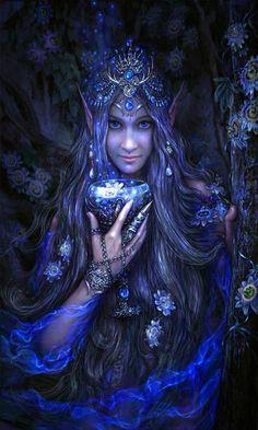beautiful elves   Beautiful Elf~   via Facebook