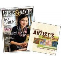 Artists & Makers Spring 2015 Digital Business Bundle - Save 50% - Mixed Media | InterweaveStore.com