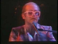 Elton John - Don't Let the Sun Go Down on Me, Edinburgh Live 1976 Tune Music, 70s Music, Music Clips, Music Songs, Rock Music, Music Videos, Don't Let, Let It Be, Dont Let The Sun