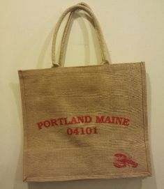 Portland Maine Tote Bag