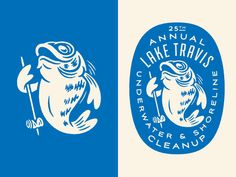 Design Logo, Badge Design, Identity Design, Typo Design, Mascot Design, Label Design, Lake Travis, Logo Restaurant, Creative Logo