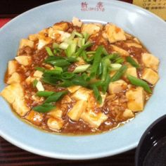 新楽の麻婆豆腐